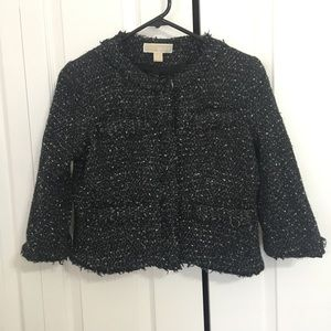 MICHAEL KORS tweed jacket